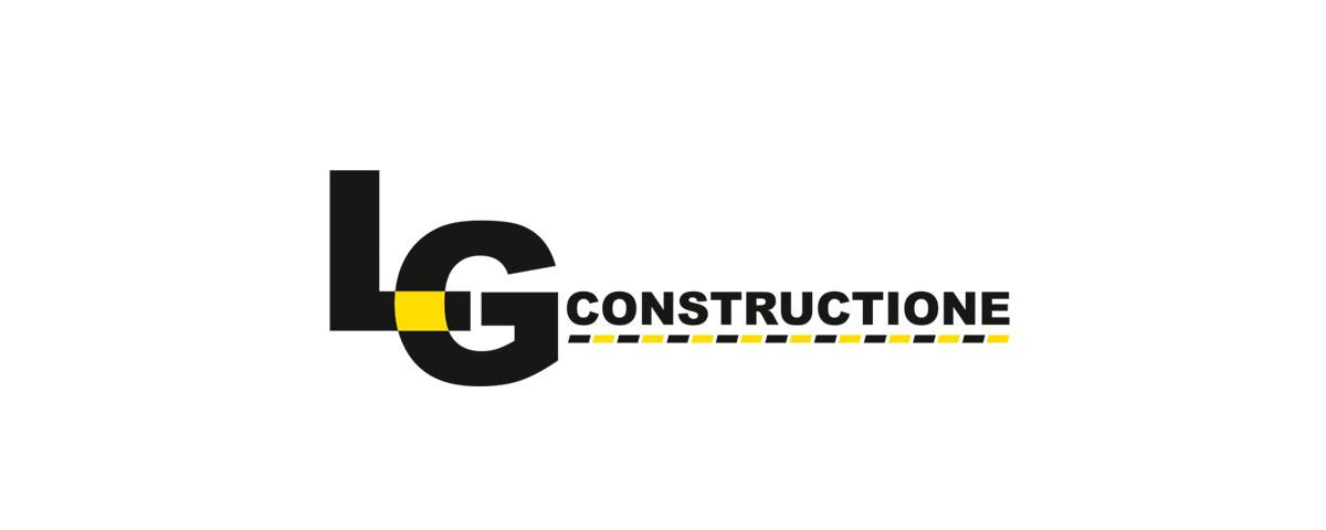 Creare site web & optimizare site: portofoliu - graphic design (logo lgconstructione)