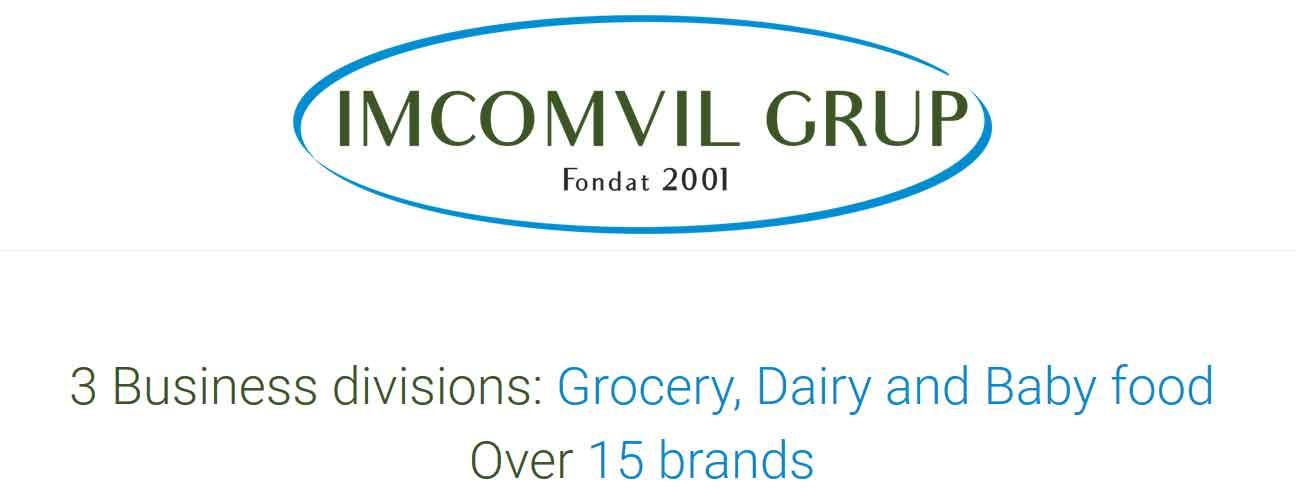 Web design: site de prezentare (corporate) Imcomvil Grup